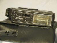 '         NIKON SB-10' Nikon Speedlight SB-10  Flash Cased -NICE- £12.99